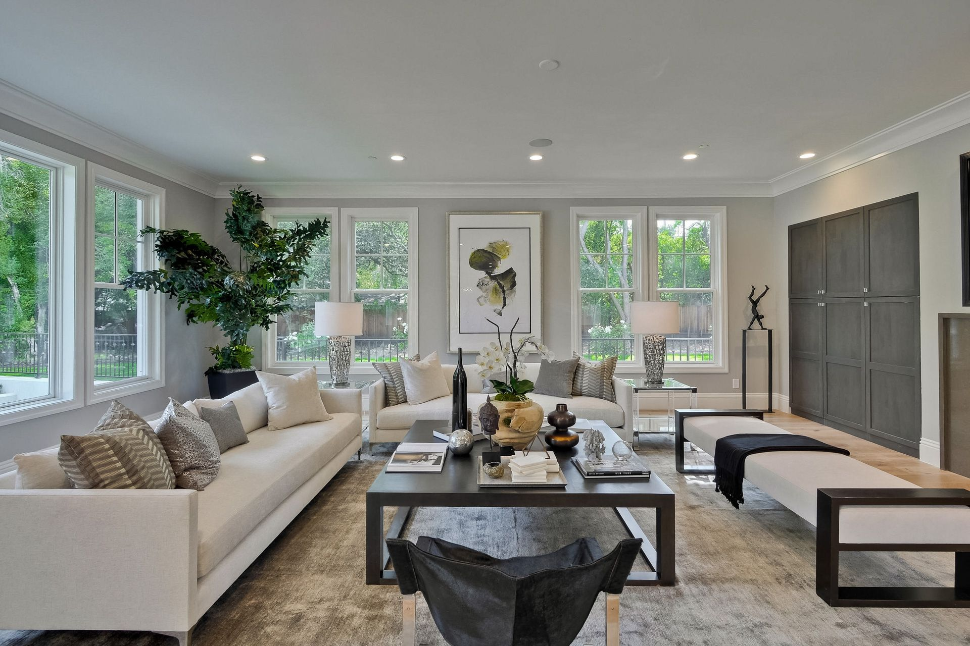 Meridith Baer Home Staging Liked Homescapes Www Sd Contemporarylivingroom