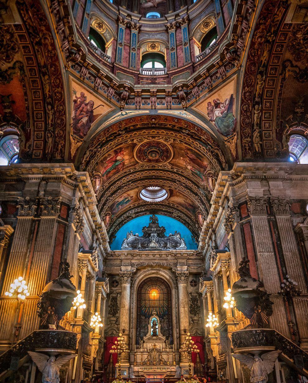 Pin De Jeanna Em Feels Like Brazil Igreja Ortodoxa Rio De Janeiro Nossa Senhora Da Candelaria