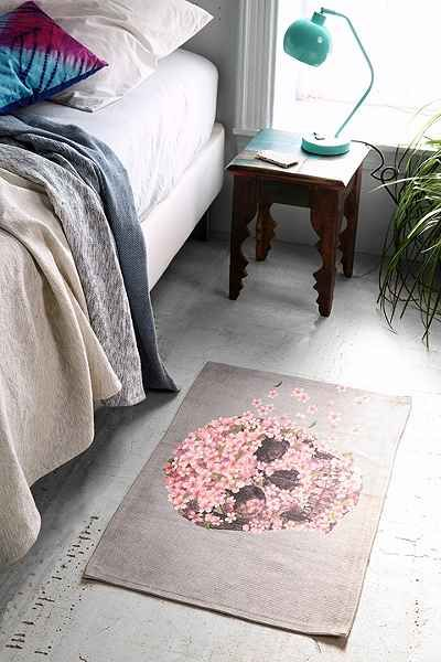 Terry Fan For DENY Reincarnate Rug - Urban Outfitters // really want this one for my bedroom.