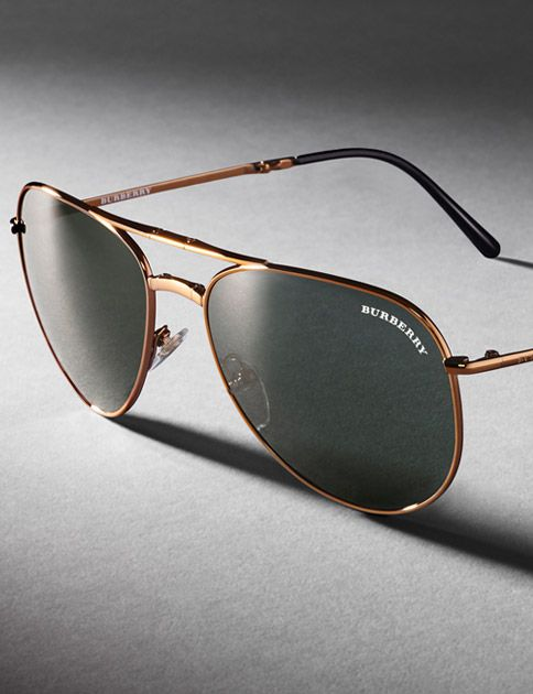 b8c442ad24c8 Foldable aviator sunglasses from the Burberry Brit Rhythm accessories  collection  THISISBRIT