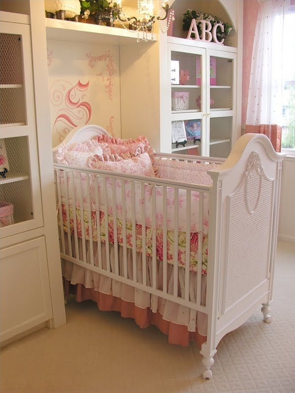 shabby chic nursery baby und kinderwelt pinterest kinderzimmer. Black Bedroom Furniture Sets. Home Design Ideas