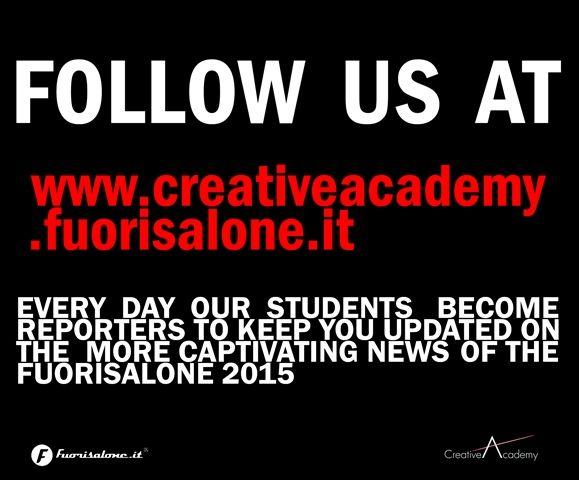 Creative Academy Diary - FOLLOW US!
