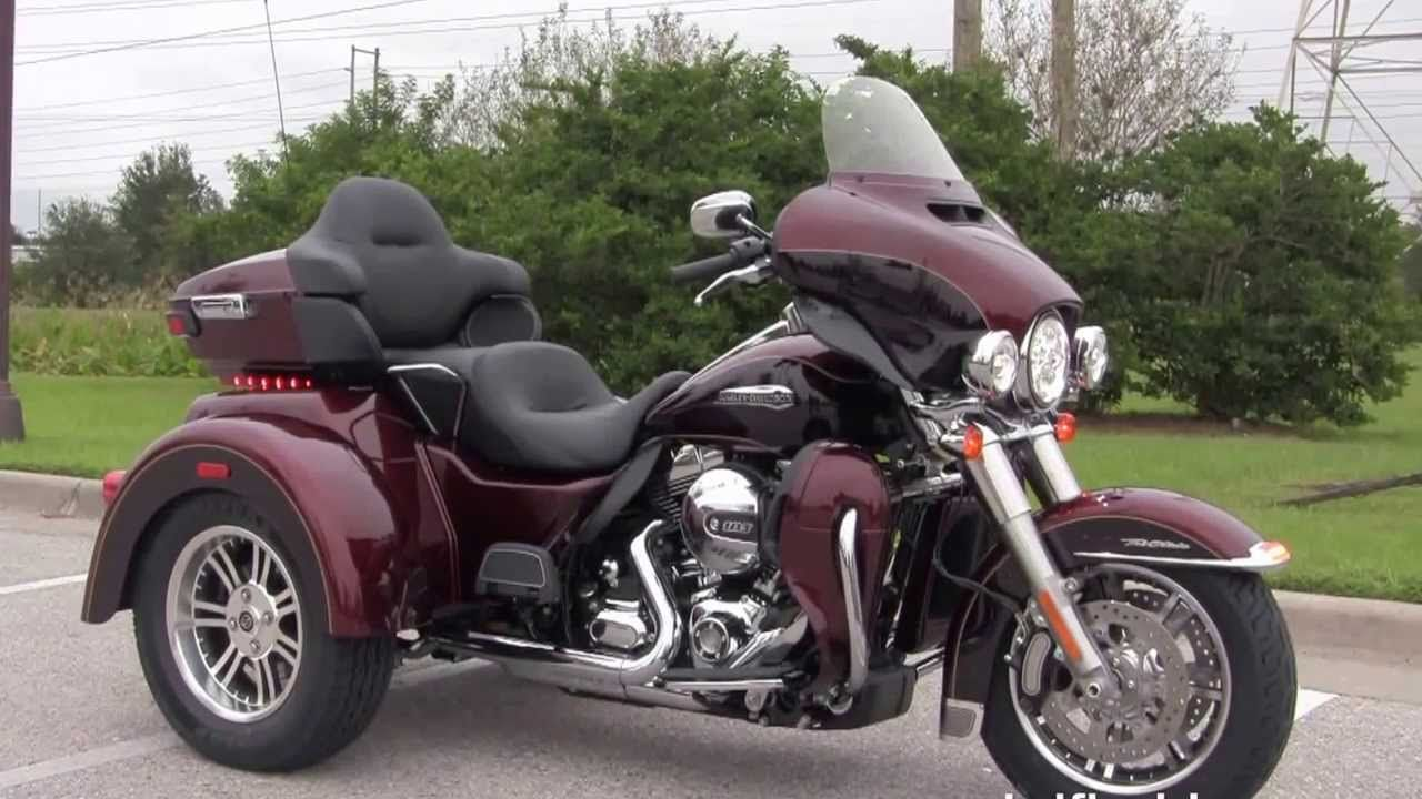 Harley Trikes For Sale >> Pin By Harper Nelson On Trikes Harley Davidson Trike 2014