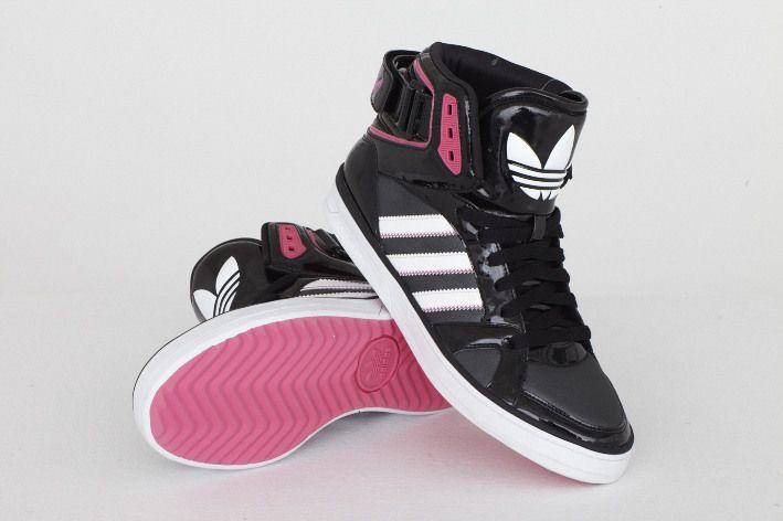 adidas x Foot Locker Space Diver in schwarz · Foot LockerHigh Top SneakersGuilty  ...