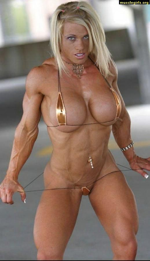 Female Muscle Porn Movies