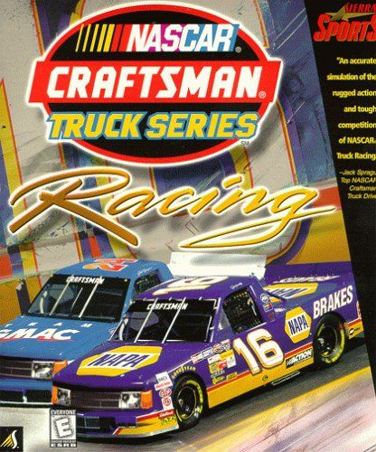 Price:       (adsbygoogle = window.adsbygoogle    []).push();  This game puts you in the driver's seat of a Craftsman truck and lets you customize your equipment, the race track, the game's realism, and the level of difficulty.      (adsbygoogle = window.adsbygoogle   ...