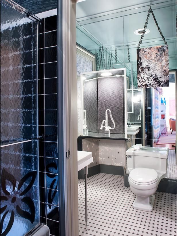 Modern Bathrooms ~ Erica Islas | Bathrooms | Pinterest