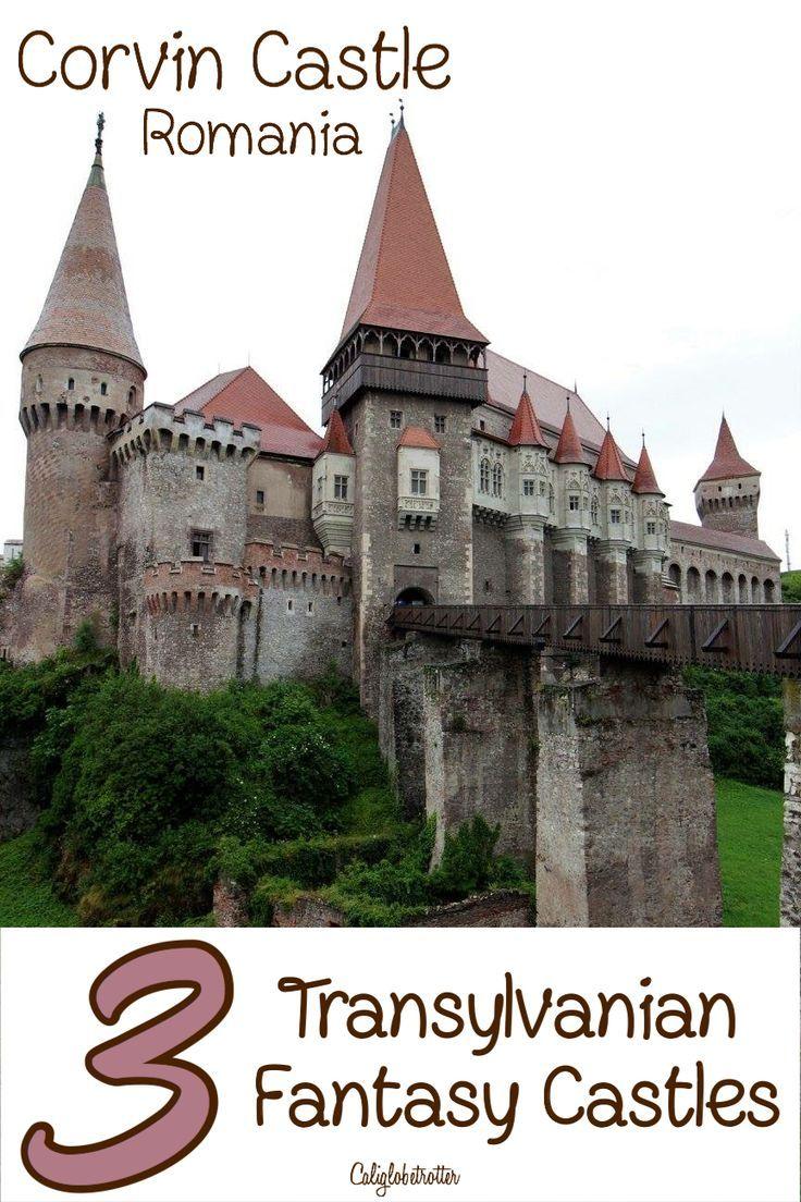 3 Transylvanian Fantasy Castles In Romania Castle Beautiful Castles Fantasy Castle