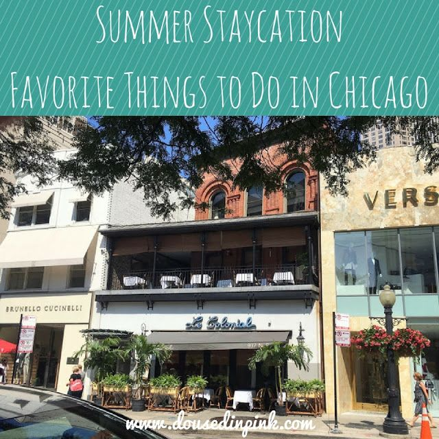 Chicago Staycation