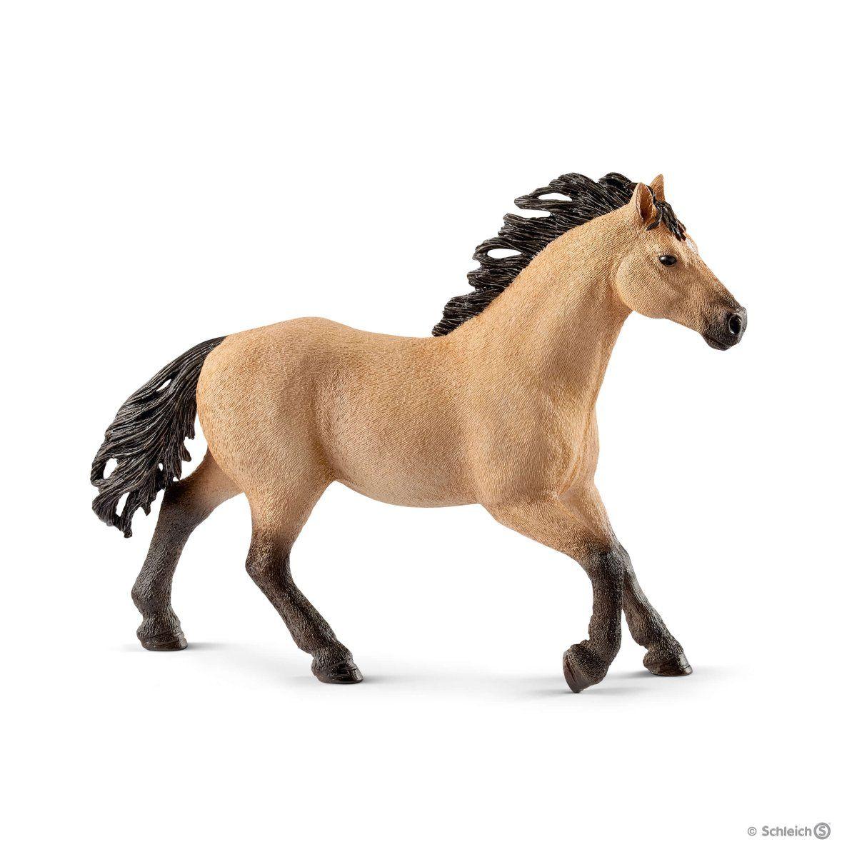 10,4cm 13811 Schleich Horse Club Etalon Arabe Ecurie Figurine Animal Cheval