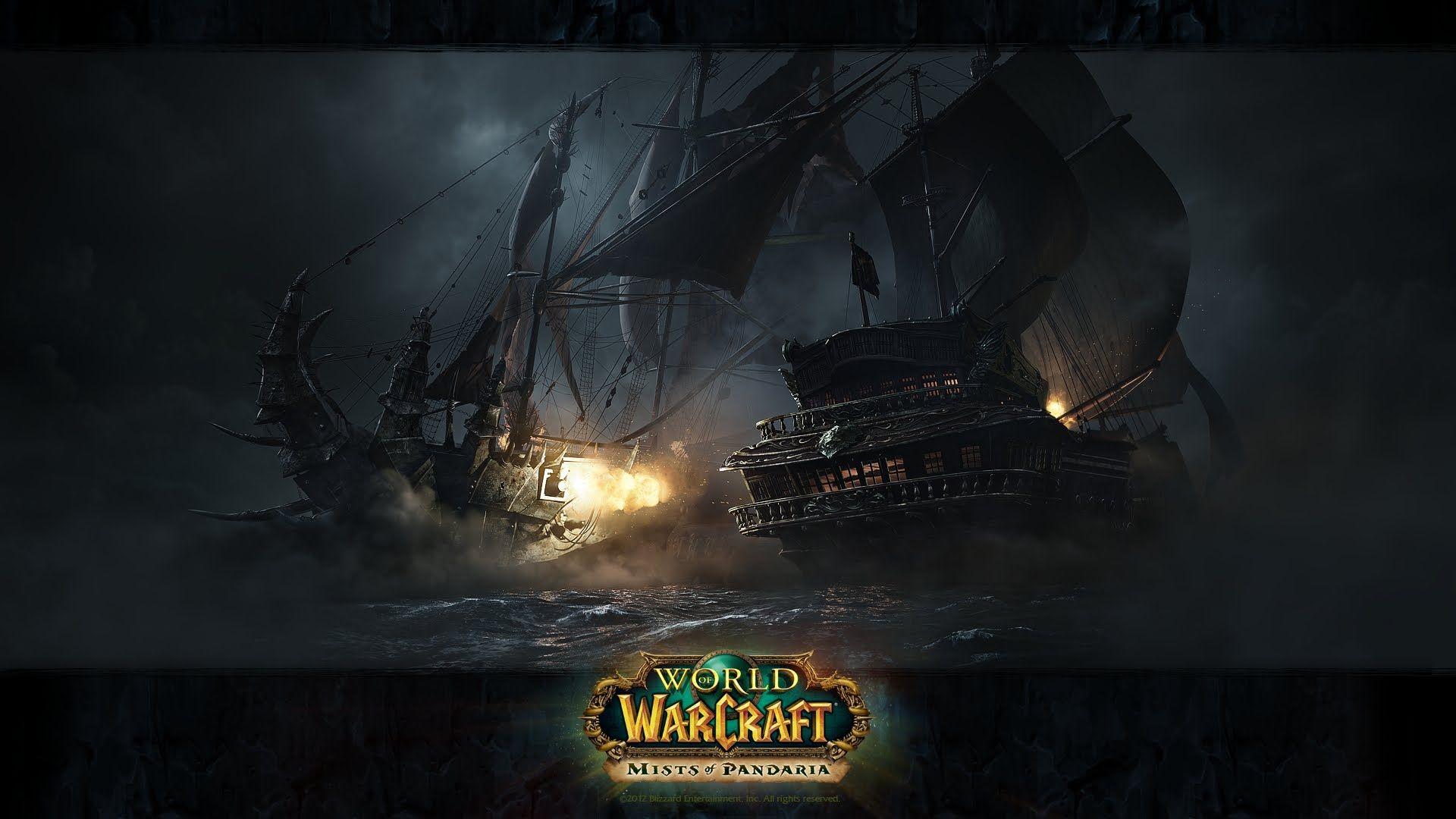ship battle world of warcraft pirate ships 4 0 pinterest