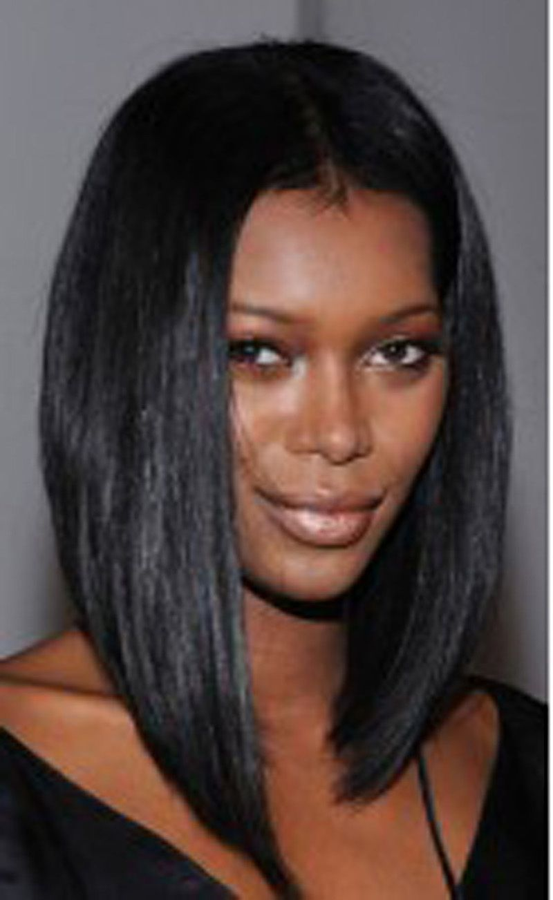 long bob hairstyles for black women with weave - google search