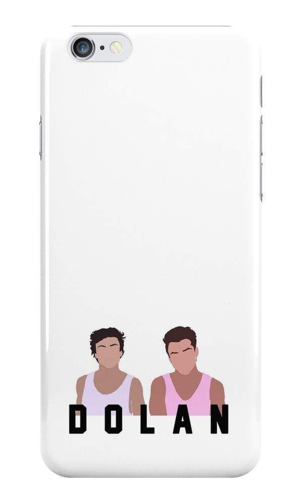 Dolan Twins Cartoon Ethan Grayson iphone case