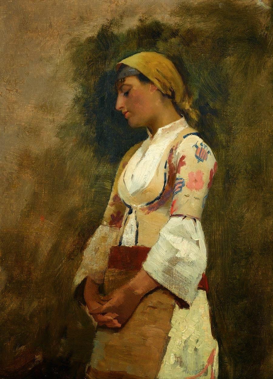 Theodore Ralli Orientalist Academic Painter Greek Art Greek Paintings Classical Art
