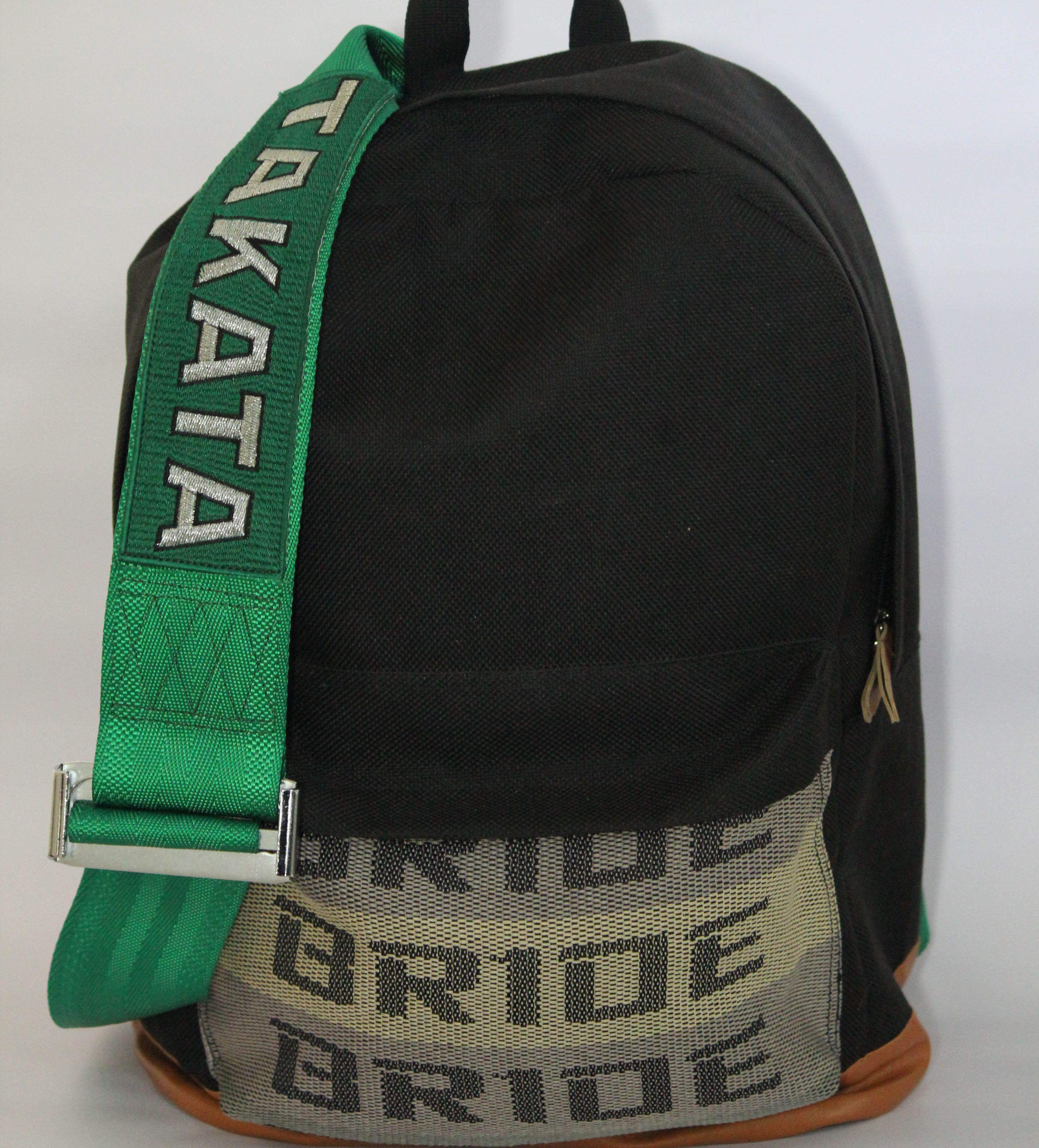 """JDM-ware"" Bride & Takata Harness Backpack Laptop bag (in stock"