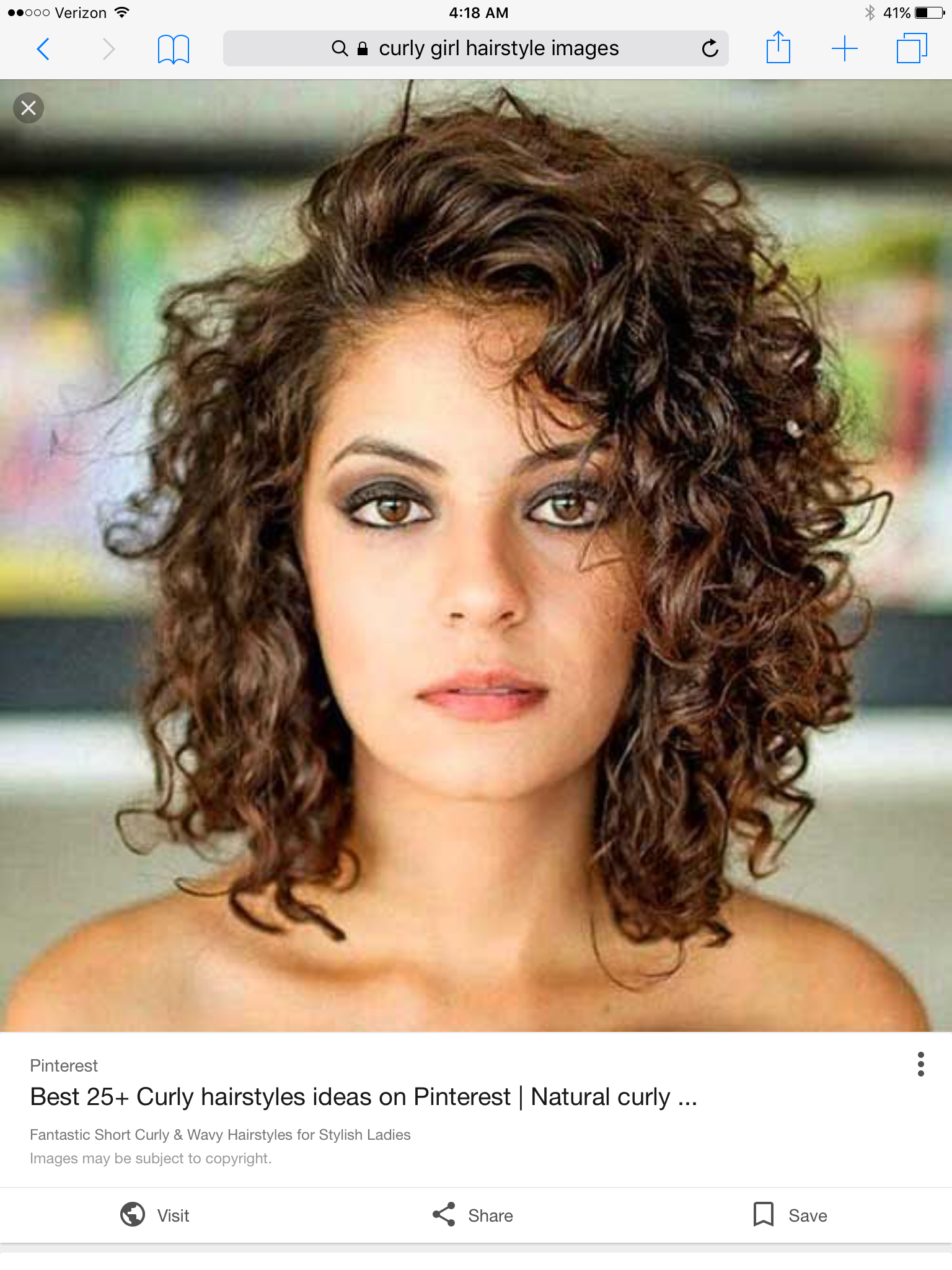 Pin By Nancy Budding On Hair And There Curly Hair Styles Medium Hair Styles Curly Hair Styles Naturally