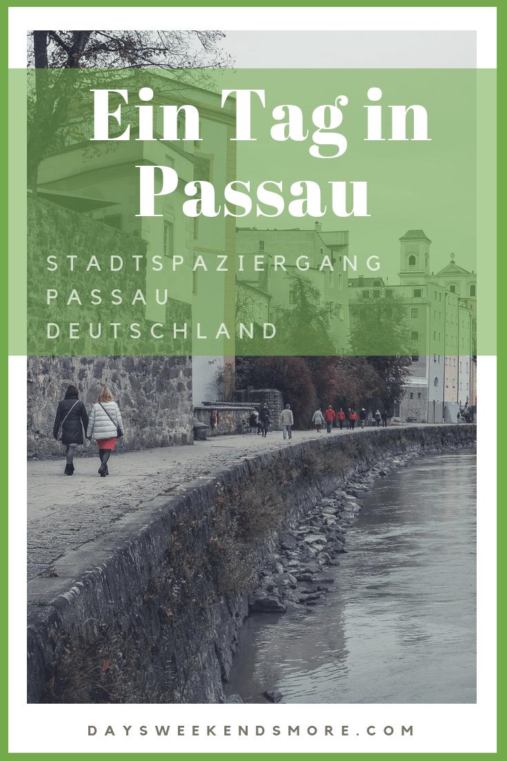 Stadtspaziergang Durch Passau Days Weekends More