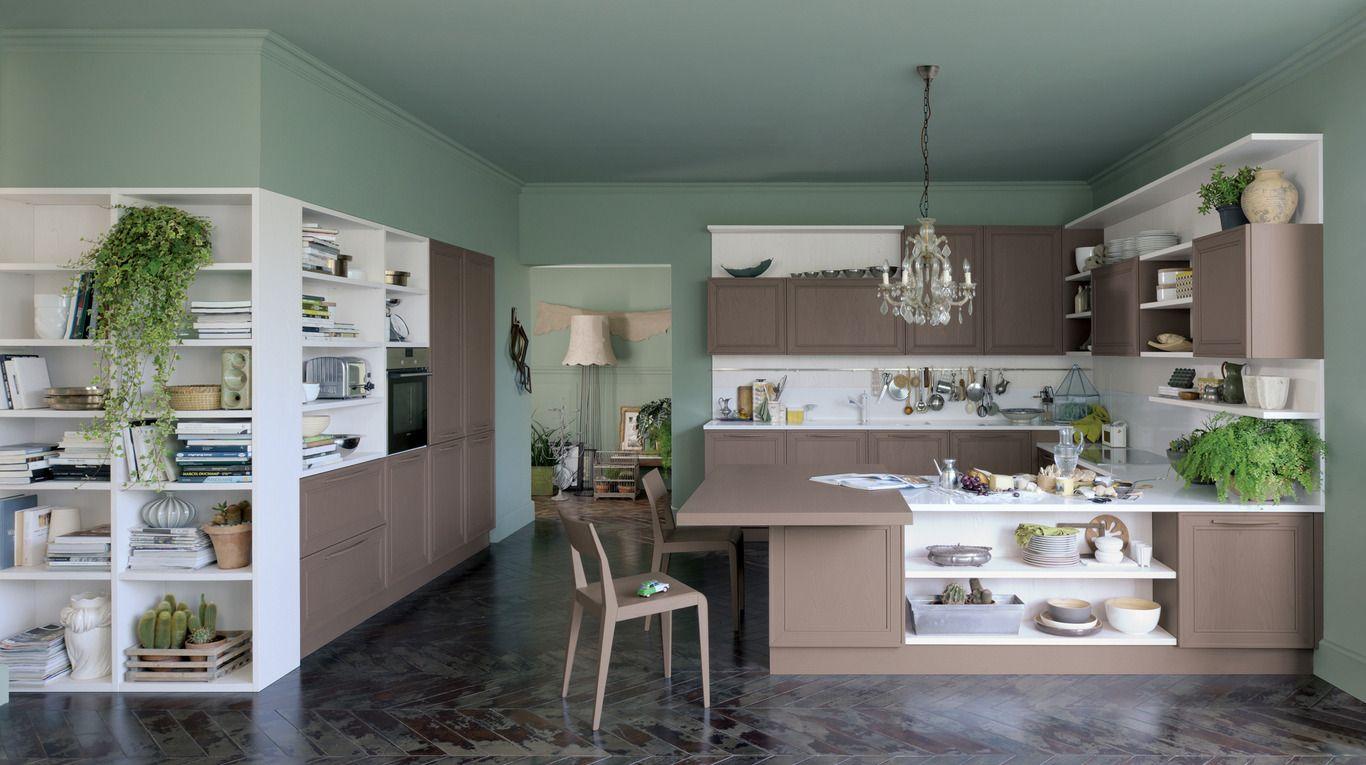 Kitchen / Elegante - Variante 1   Veneta Cucine   Kitchen ...