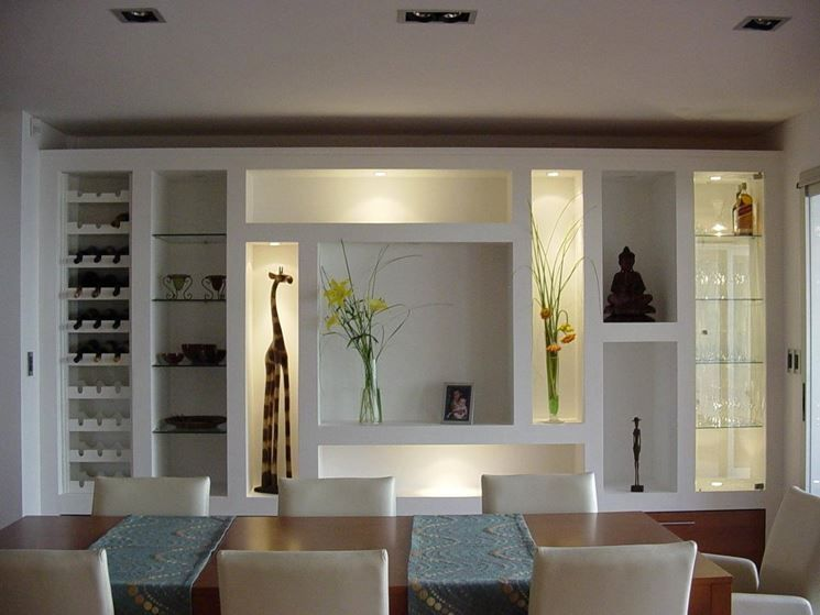 Mobili cartongesso cerca con google idee per la casa - Mobili in cartongesso per tv ...