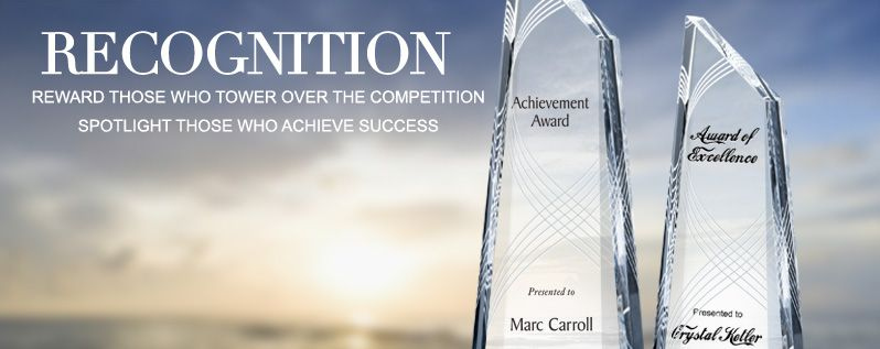 words for awards of recognition