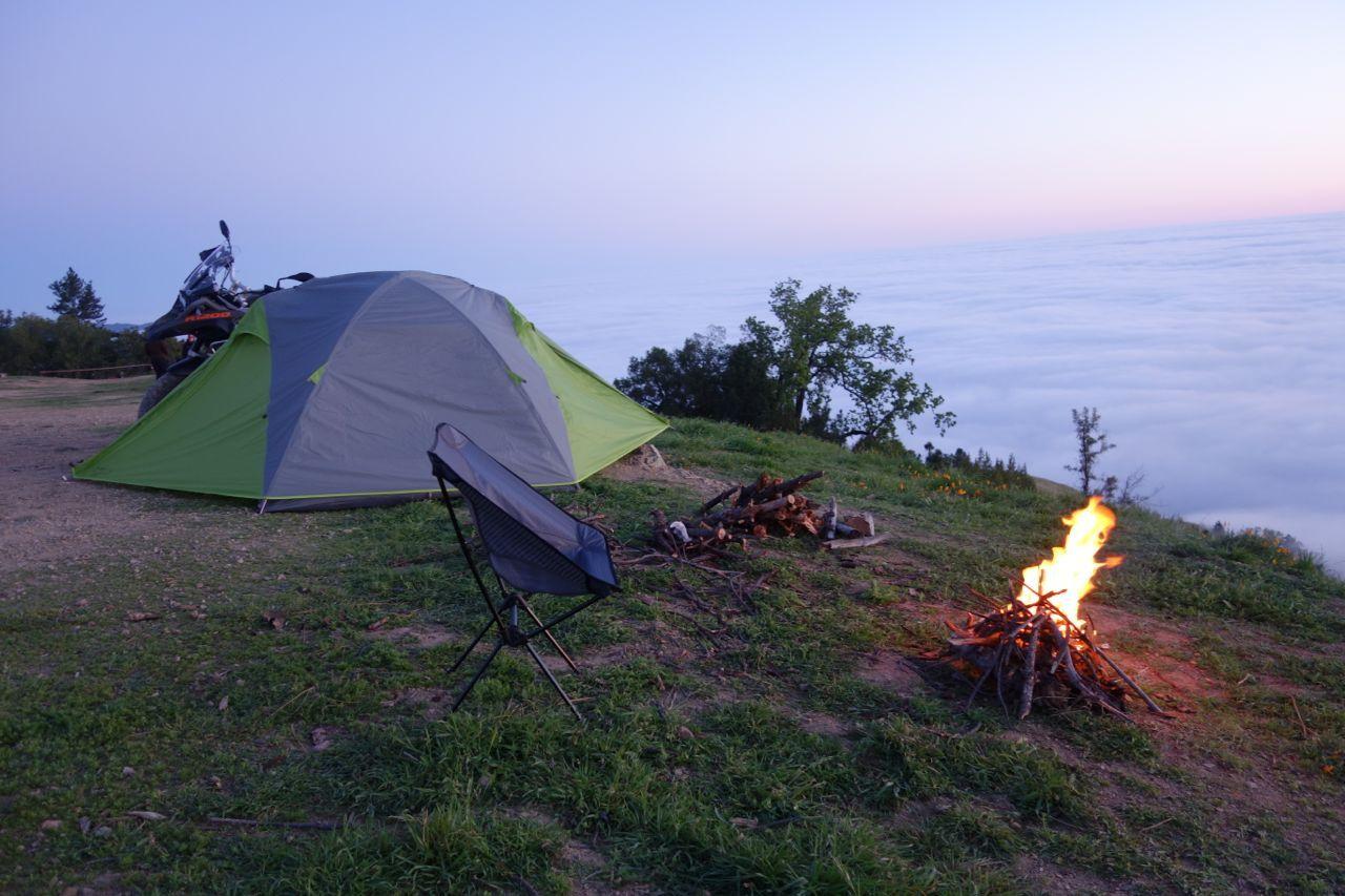 big sur exploration prewitt ridge camping camping happy trails explore pinterest
