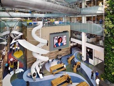 Office design trends: More employee engagement, collaborative ...