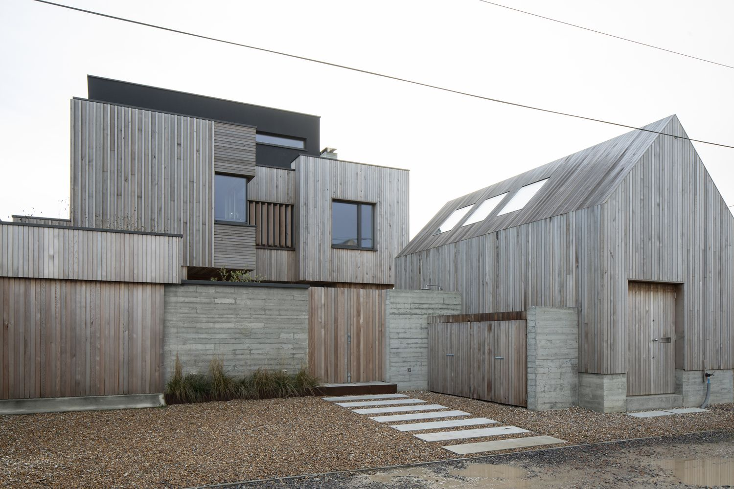 Gallery Of The Suttons Camber Sands Rx Architects 1 Architecture Architect Scandinavian Architecture