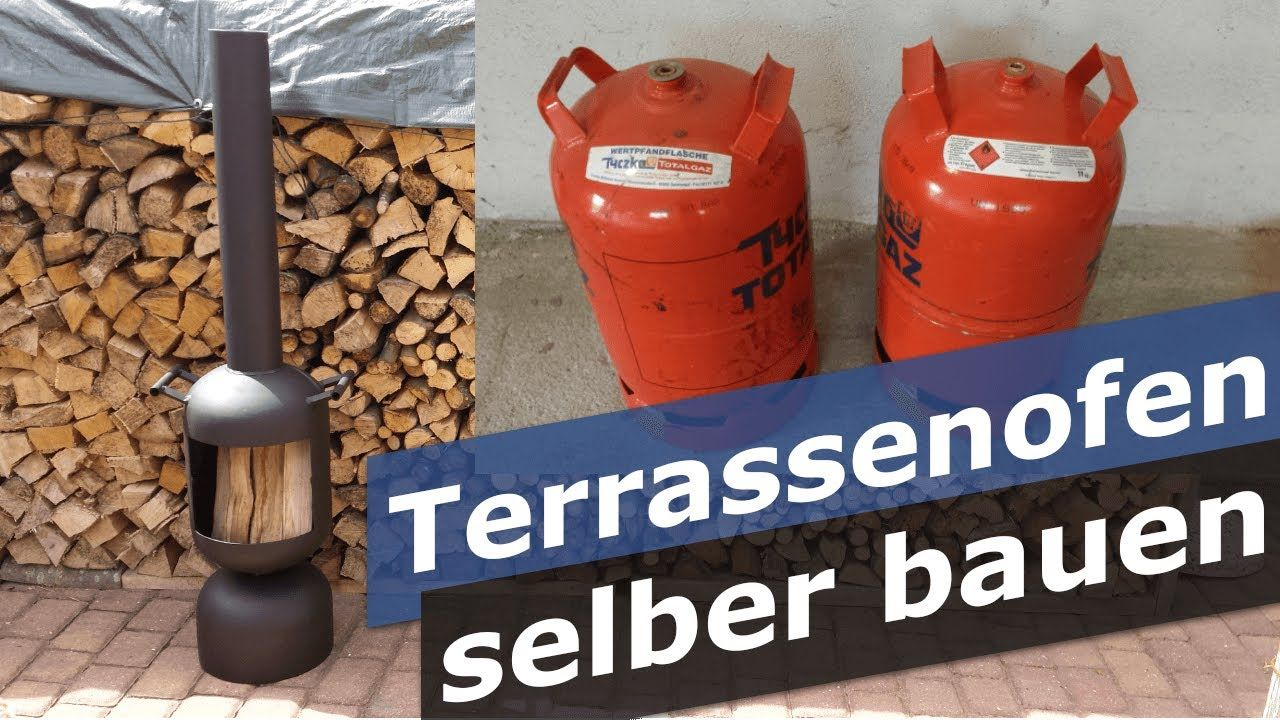 Terrassenofen Selber Bauen Feuertonne Bauanleitung Diy
