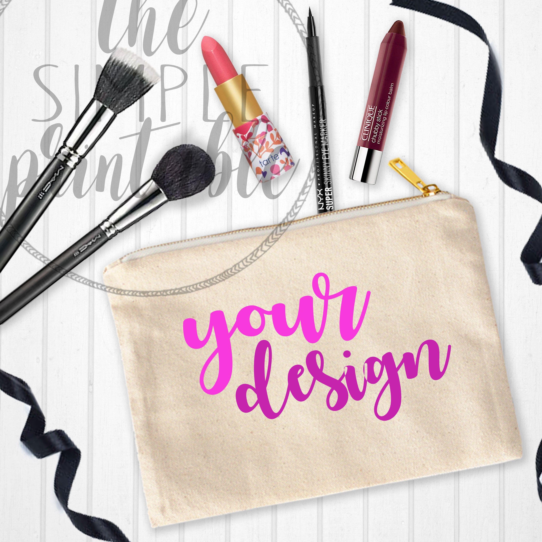 Download Cosmetic Bag Mockup Desktop Mockup Makeup Mockup Mock Up Bag Styled Mockup Styled Desktop Styled Makeup S Makeup Bag Leather Makeup Bag Black Makeup Bag