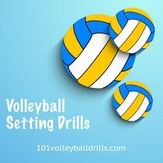 Setting Volleyball Drills Volleyball Practice Volleyball Drills Setting Drills