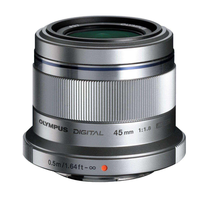 Olympus 45mm f/1.8 $399