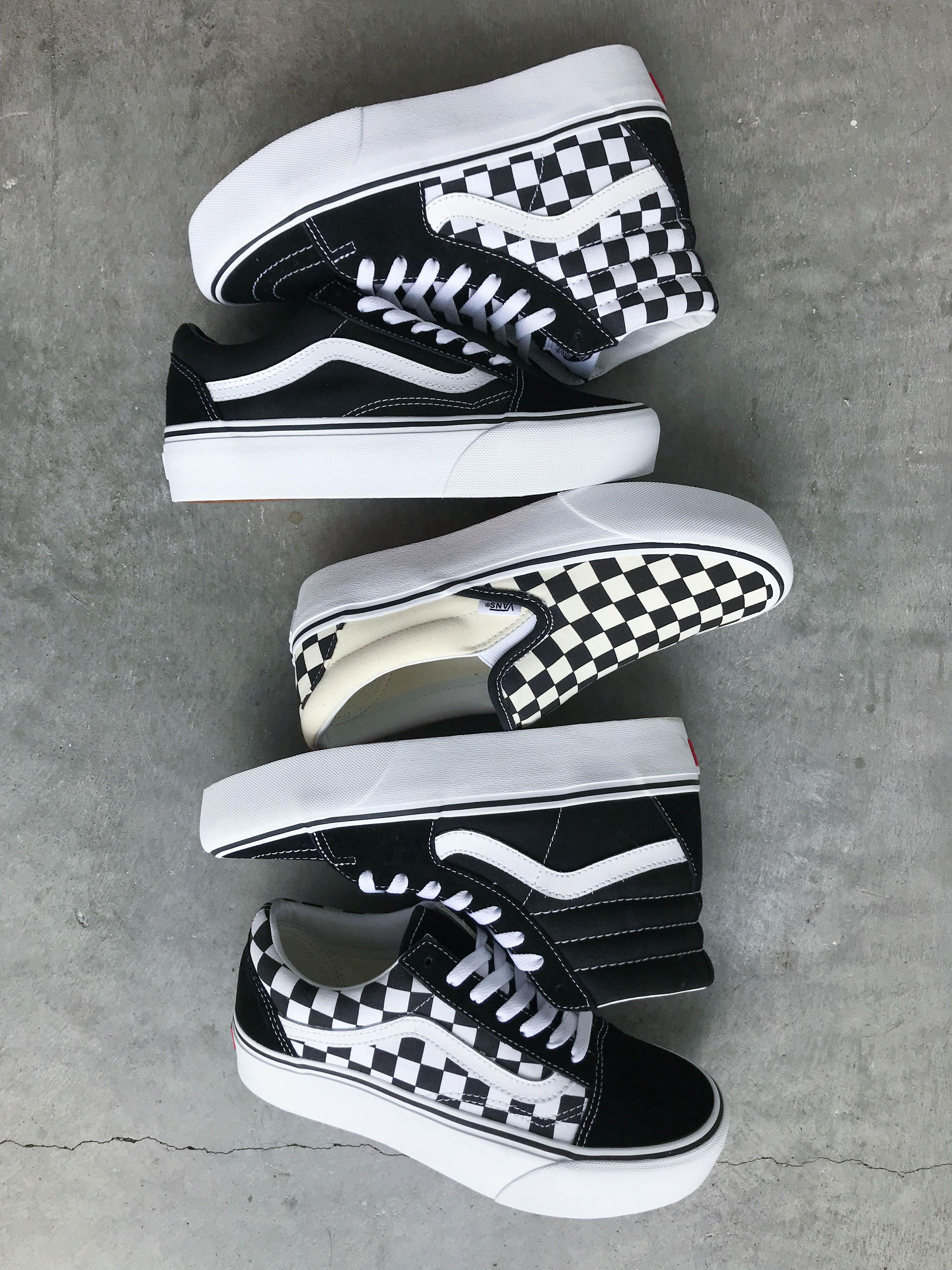 chaussure vans ados fille