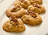 Ready in Just 25 Minutes, Walnut Maple Cookie Recipe