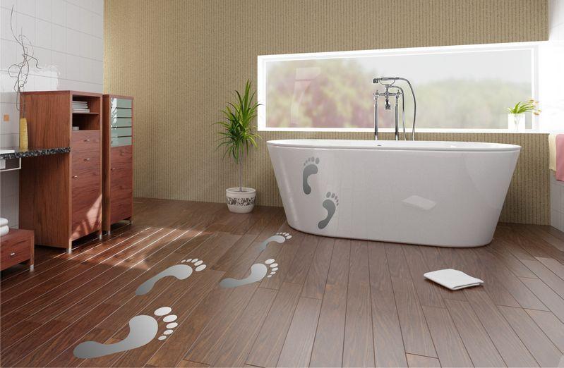 Vinilos decorativos para decorar el cuarto de baño (con ...