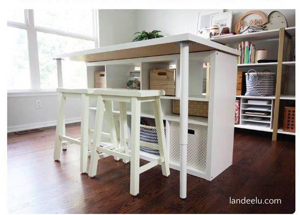 Küchentheke selber bauen & verkleiden | einrichtung | Pinterest ...
