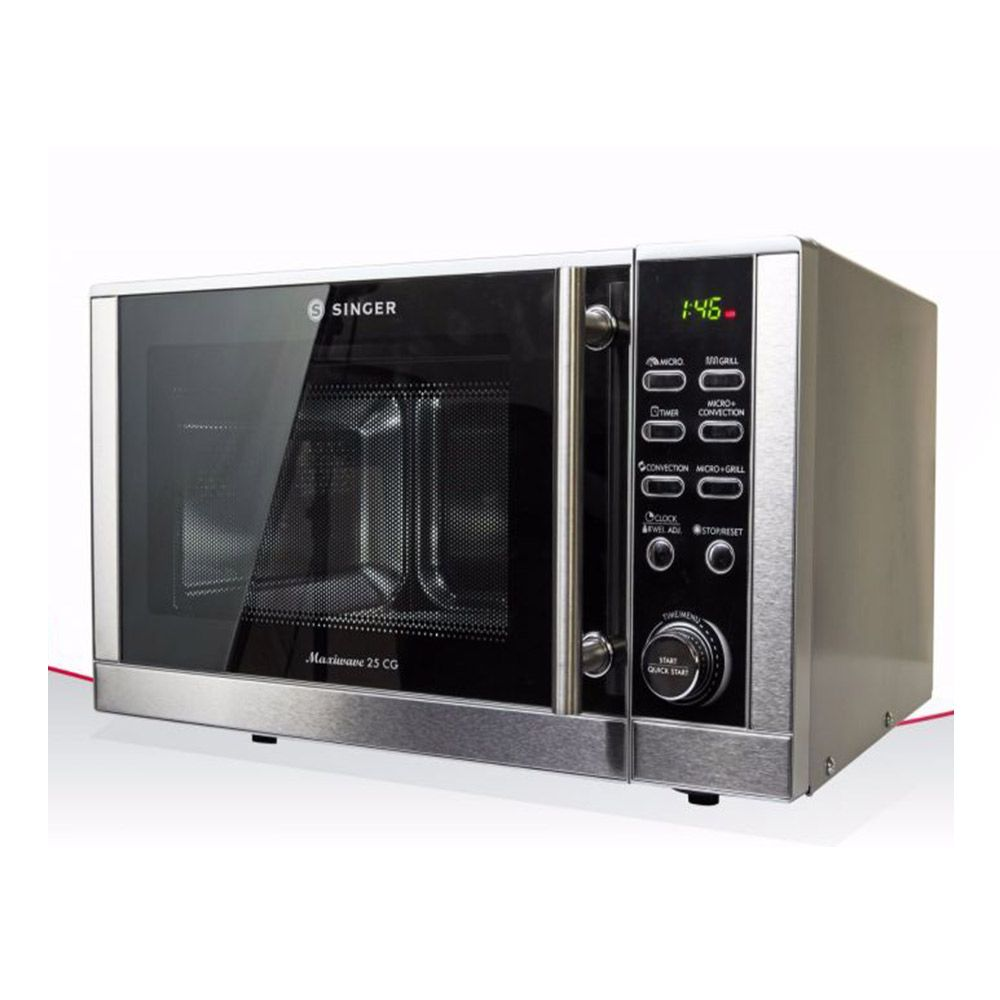 Singer Microwave Oven Maxiwave 25 Cg Microwave Oven Microwave Buying Kitchen Appliances