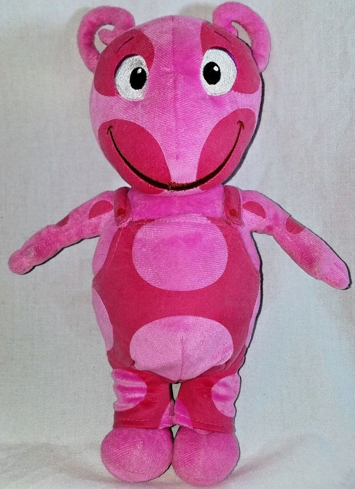 14++ What animals are the backyardigans images