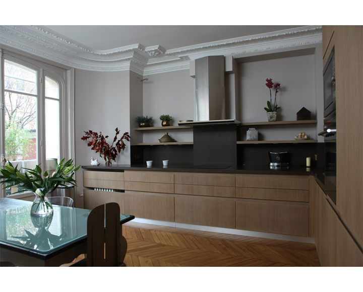 Alia Bengana | Kitchen | Paris