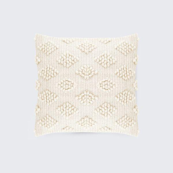 Cordoba Handwoven Wool Throw Pillow The Citizenry Throw Pillows Pillows Linen Throw Pillow