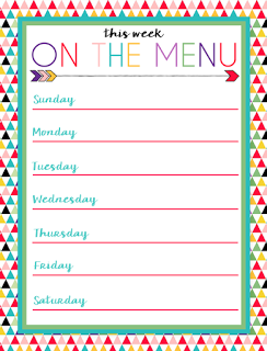 image regarding Printable Menu named Cost-free Printable Menus Do-it-yourself Stationary printable, Printable