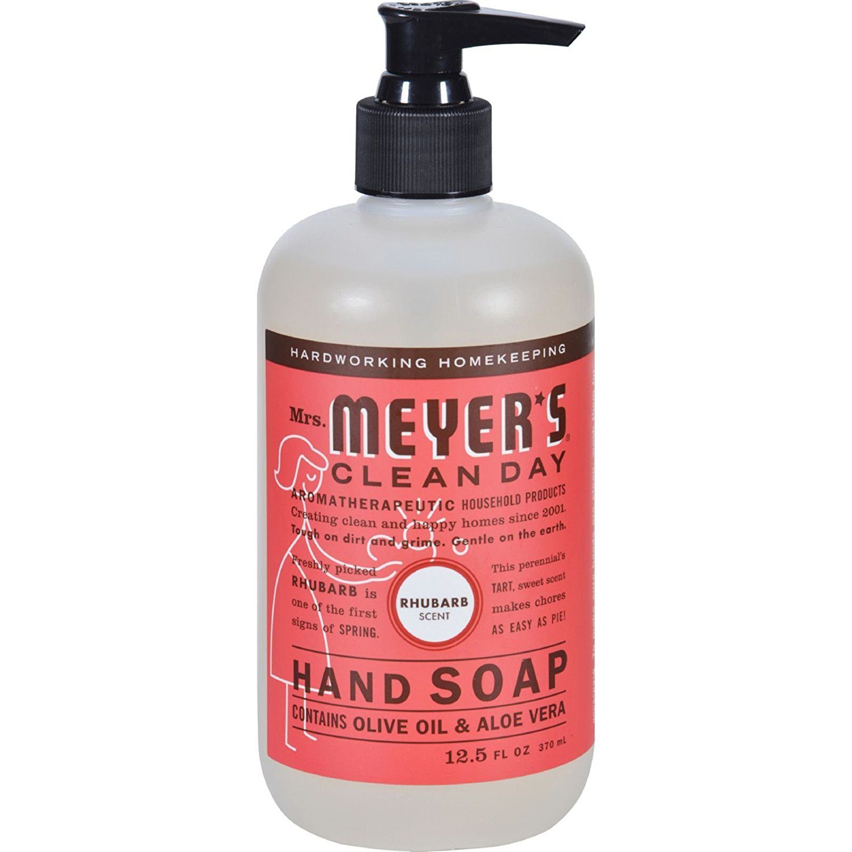 Mrs. Meyers Clean Day Liquid Hand Soap Hard 12.5 Oz ...
