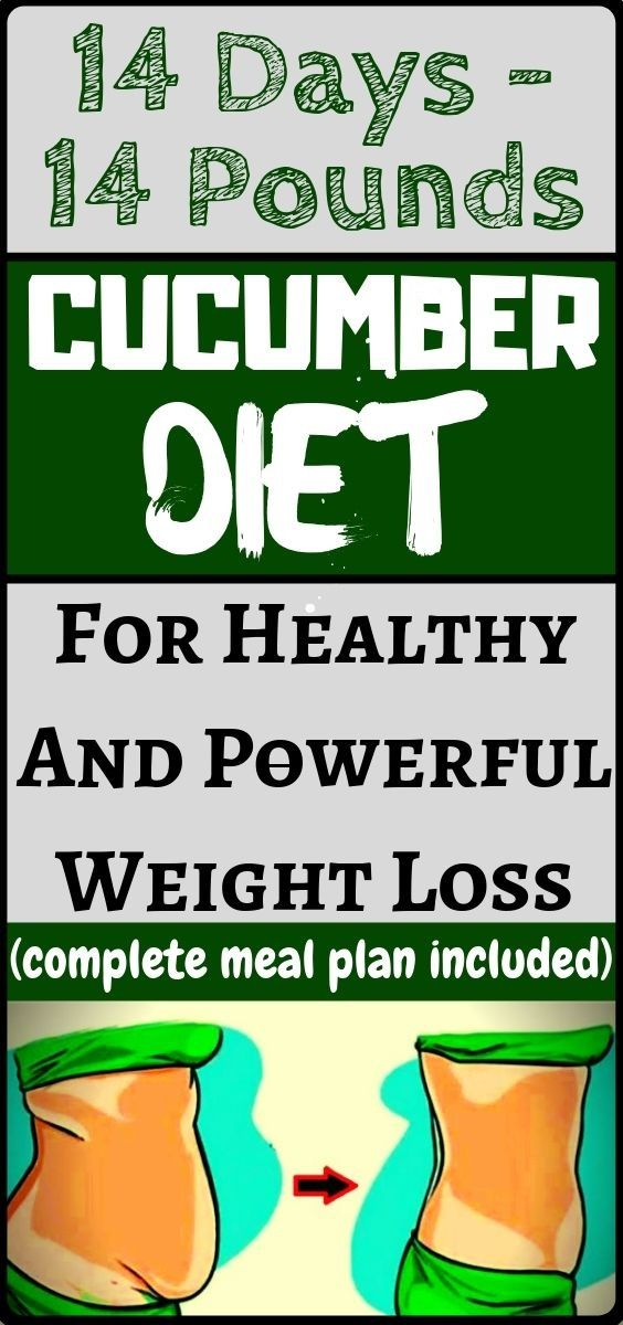 Drop 14 pounds in 14 days with this weird cucumber diet for healthy weight loss.... #weightloss