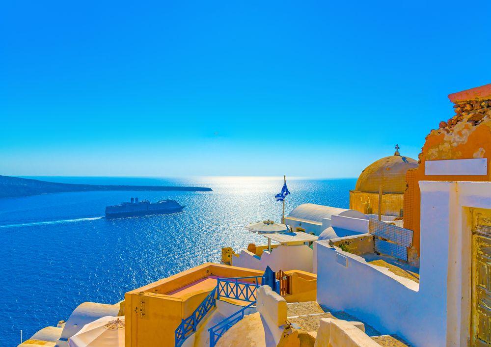 Santodreamy Lush Santorini Holiday 272pp Incl 7nts Hotel