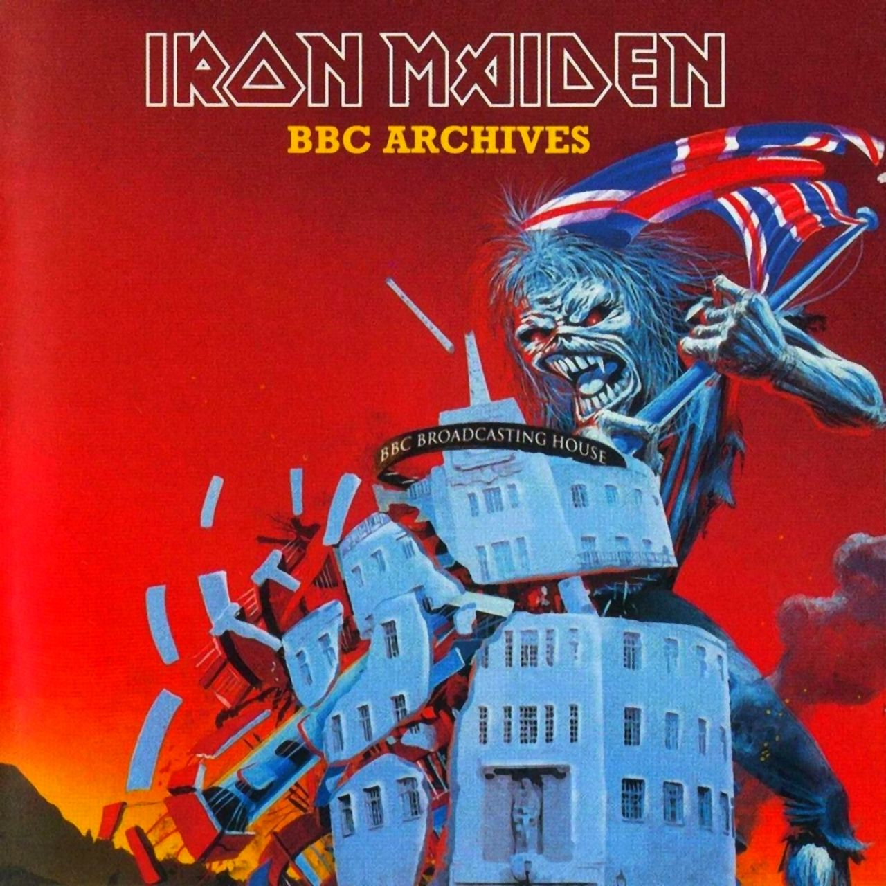 iron maiden eddies archive ebay