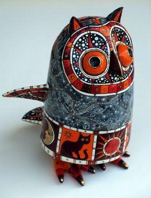 w's ceramic creatures