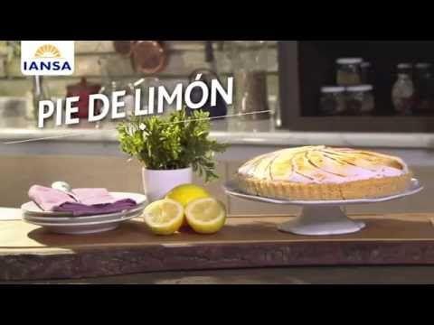Corto Pie de limón #LoDulceDeLaVida