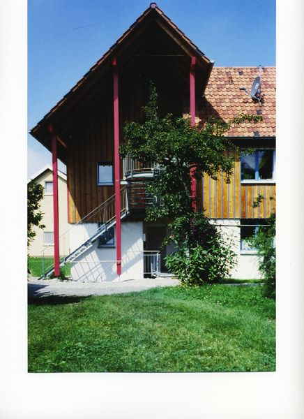 house in Salem-Neufrach  for six families