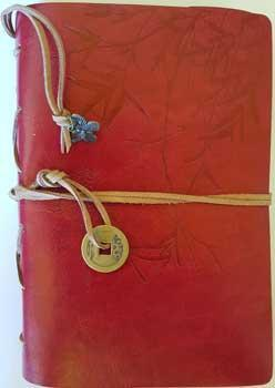 Just Arrived! Red I Ching Bambo... Learn more here: http://simplywiccan.com/products/red-i-ching-bamboo-leather-journal?utm_campaign=social_autopilot&utm_source=pin&utm_medium=pin