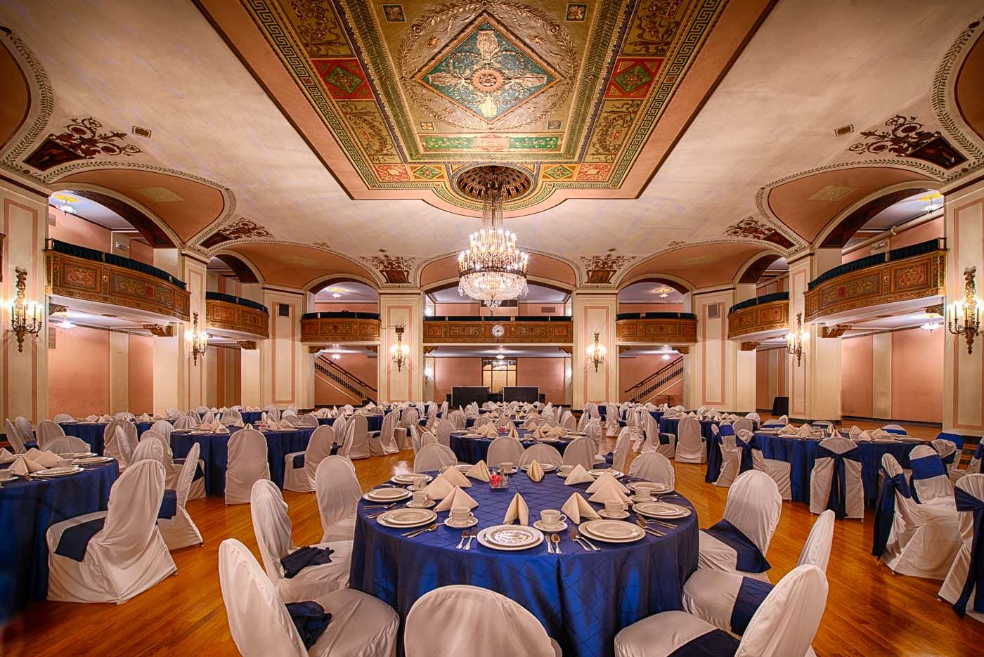 Fountain Ballroom The Detroit Masonic Temple Weddings Events Venue Options Pinterest