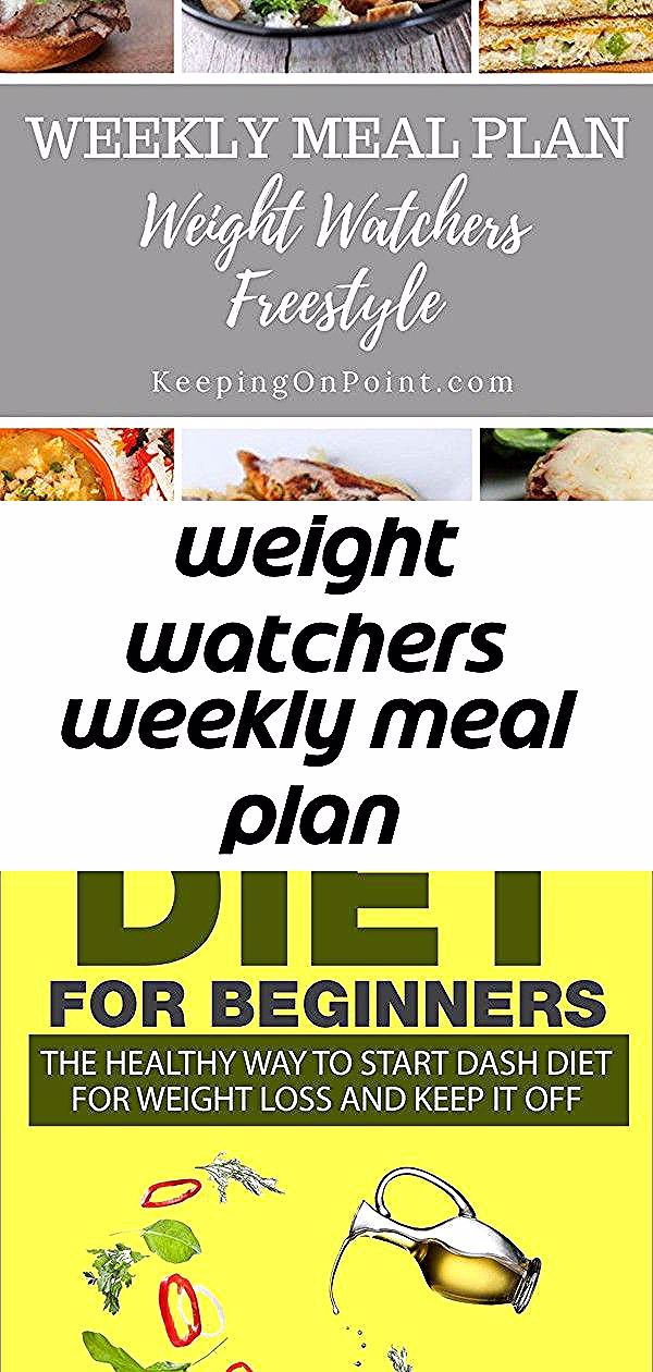 Weight Watchers Freestyle. Includes